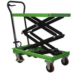 Hydraulic Scissor Trolley