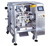 Automatic Single Servo Vertical Pouch Packing Machine with  Filler