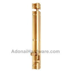 8 inch heavy duty brass barrel bolt