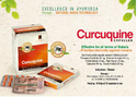 Curcuquine Capsule for All Forms of Malaria