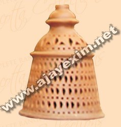 Terracotta Lamp Shade