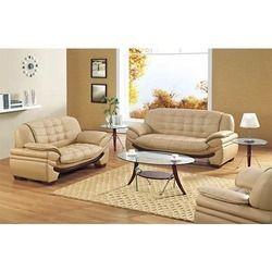 Modern Leather Luxury Sofa