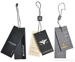 Garment Hang Tag