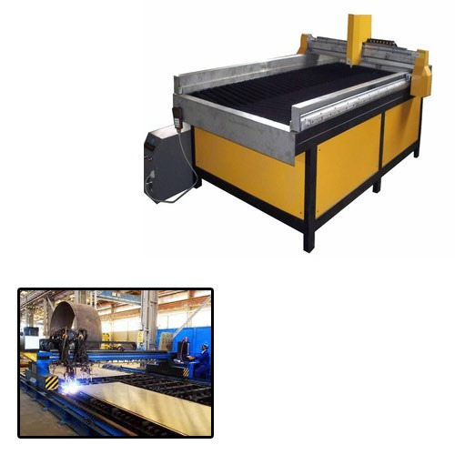 CNC Plasma Cutting Machine for Profile Cutting