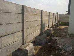 Paver Block Compound Wall