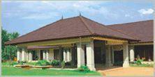 eearthen roof tiles