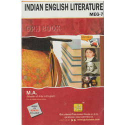 meg 7 indian english literature