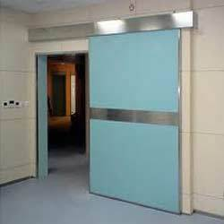 x ray lead door