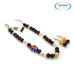 Rajwadi Fashion Stone Necklace Set