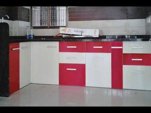 PVC Kitchen Cabinet - Modular PVC Kitchen Cabinet Manufacturer from ...