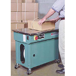 TableTyer Semiautomatic Strapping Machine