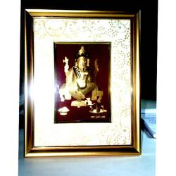 Gold Plated God Picture