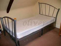 Side Storage Bed