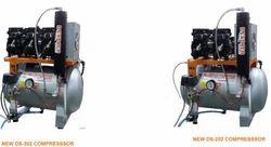 Oil Less Dental Air Compressor