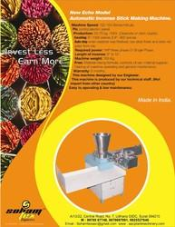 fully automatic agarbatti stick making machine