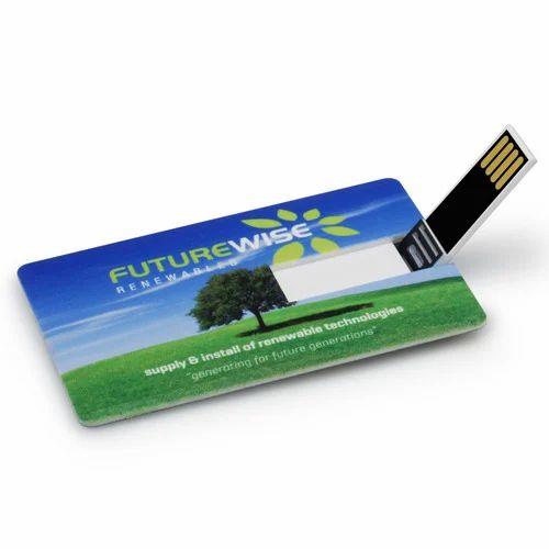Usb credit card pendrive printing custom printed business card usb custom printed business card usb flash drives reheart Images