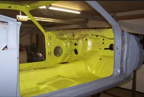 Car Interior Painting