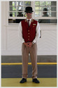 Bell Boy- Bell Captain Uniform