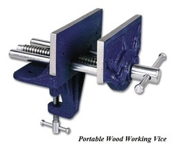 Wood Working Vice Portable