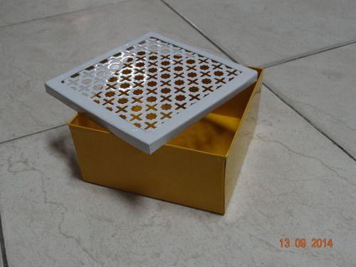 Wooden Handicrafts Deepawali Gift Chocolate Box Exporter From