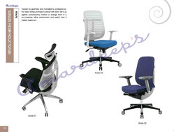 revolution mesh office chairs