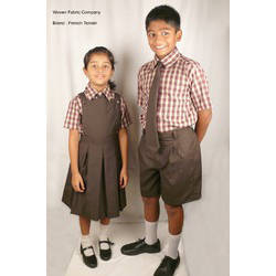 School Uniform Trovine Suiting Fabric