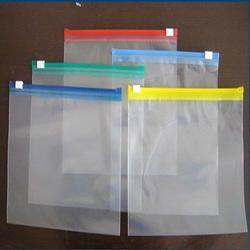 PVC Pouch Zipper