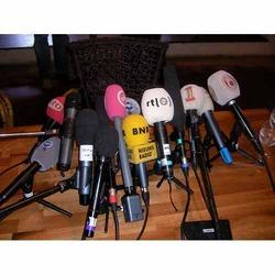 press conference services