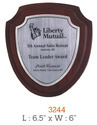 Liberty Mutual 3244 CPPS Wooden Awards