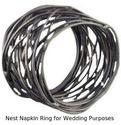 Nest Napkin Ring for Wedding Purposes
