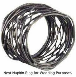 Nest Napkin Ring for Wedding Purposes
