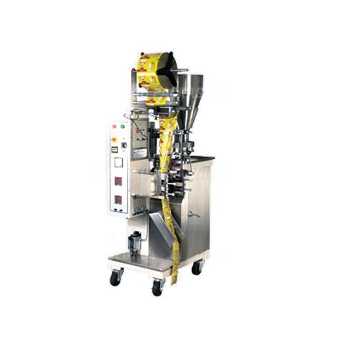 Pouch Packing Machine with Volumetric Cup Filler