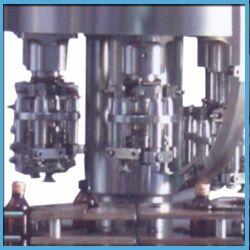 Automatic Four / Six / Eight Head ROPP Cap Applicator Packaging Machine