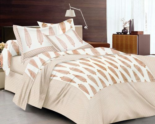 Gold Bed Sheet