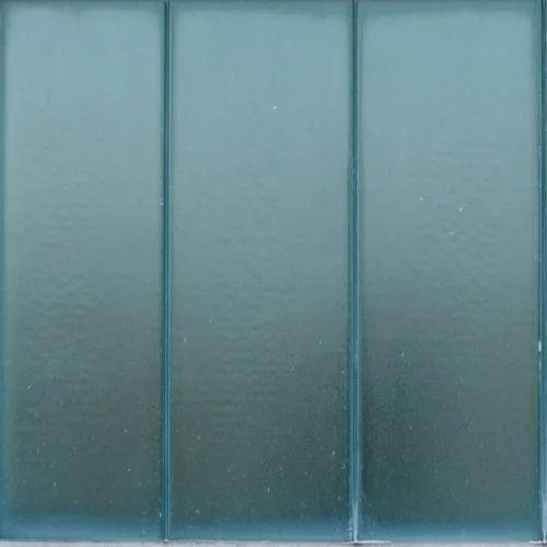 Fancy Texture Glass Brick Texture Glass Manufacturer