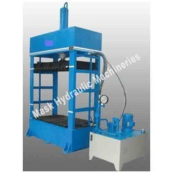 Tarpaulin Baling Press