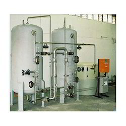 Iron Removal Filtration Plant