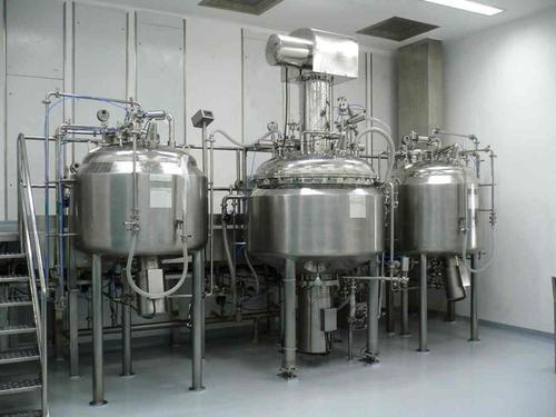 Process Plant Equipment Ointment Plant Manufacturer From