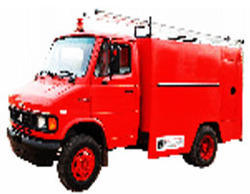 fire tender vehicle