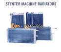stenter radiators