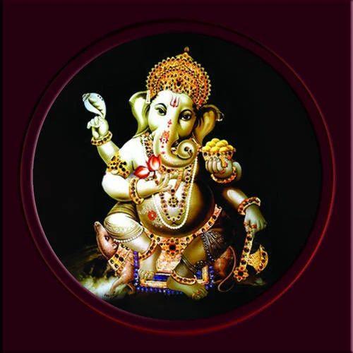 Beautiful Paintings of Lord Ganesha Deco Paintings Lord Ganesha