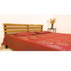 Bedroom Wooden Bed