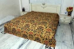 Kantha New Cotton Mughal Bed Cover