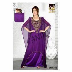 Designer Arabic Kaftan Dress