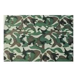 PVC Coated Camouflage & Printed Fabrics