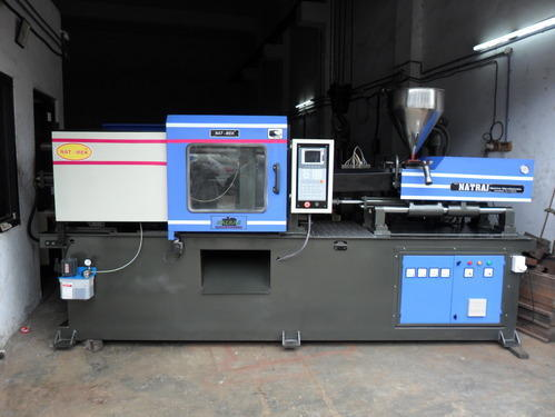 Servo Controlled Plastic Injection Moulding Machine