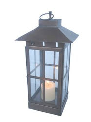 Metal Candle Lantern