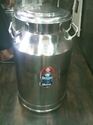 Steel Milk Can Pot Jug Dairy Farm