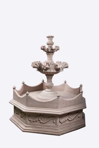 Sand Stone Garden Fountain
