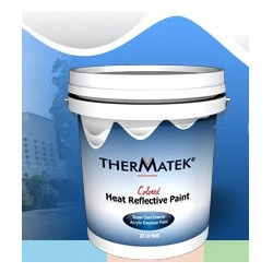 scope of sunsheetal heat reflective paint Go green by painting your bldg roof white  by reflecting heat, a cool roof  significantly minimizes such heat transfer  our company novota industries, is  the leading manufacturer of such heat reflective paint called sunsheetal.
